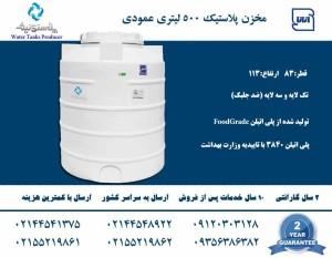 مخزن آب، مخزن ذخیره آب ساختمان