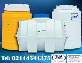 منبع های 100 لیتری پلاستونیک