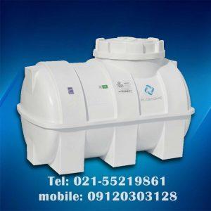 منبع 200 لیتری پلی اتیلنی و مخرن پلی اتیلن تانکر پلاستیکی و منبع پلی اتیلن