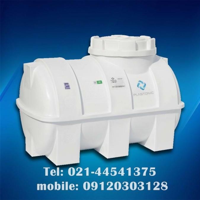 تانکر پلاستیکی 250 لیتری