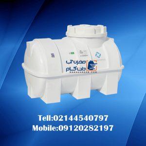منبع 200 لیتری پلی اتیلنی