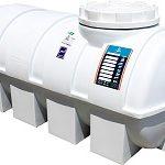 مخزن و منبع پلی اتیلنی افقی- معرفی محصولات پلاستونیک