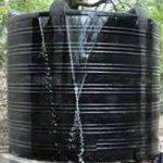 بررسی دلایل سرریز آب از مخزن ، منبع و تانکر