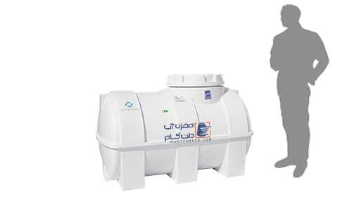 مخزن آب 500 لیتری پلی اتیلن