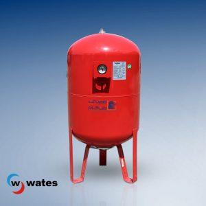 منبع تحت فشار 100 لیتری واتس