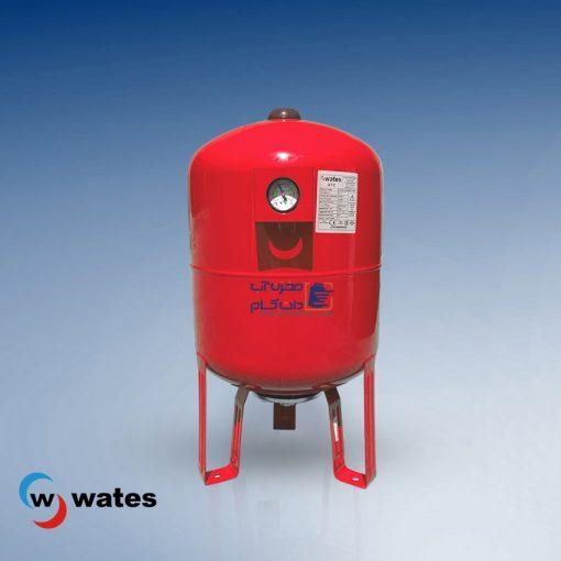 منبع تحت فشار 50 لیتری واتس درجه دار