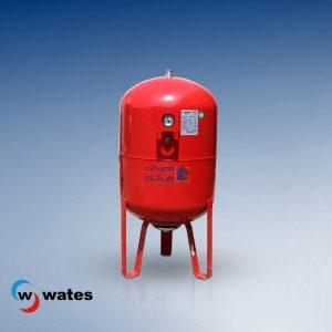 منبع 60 لیتری تحت فشار درجه دار واتس wates