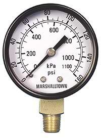 درجه یا گیج فشار آب