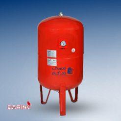 منبع تحت فشار 150 لیتری ترکیه ای دارینو