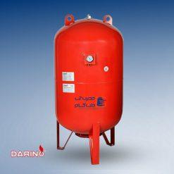 منبع تحت فشار 200 لیتری ترکیه ای darino
