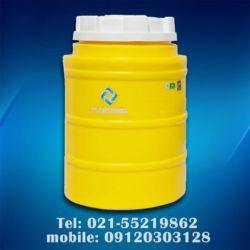 منبع انبساط آب 100 لیتری دو لایه فوم دار