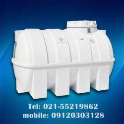 منبع آب پلاستیکی 1000 لیتری