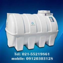 منبع آب پلاستیکی 2000 لیتری