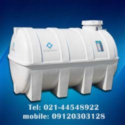 منبع 3000 لیتری پلاستیکی منبع آب پلاستیکی 3000 لیتری