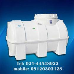 منبع آب پلاستیکی 500 لیتری
