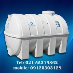 منبع آب پلاستیکی 5000 لیتری